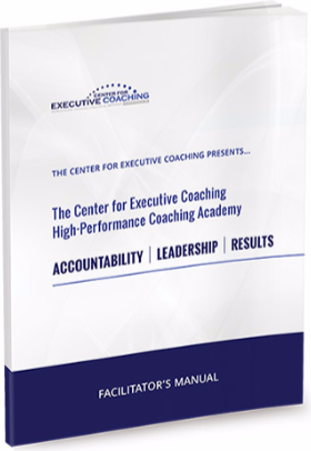 High-Performance Coaching Academy - Participants Manual