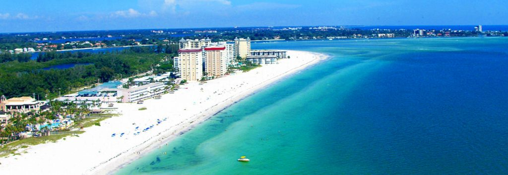 Florida Beach at Executive Coaching Seminar