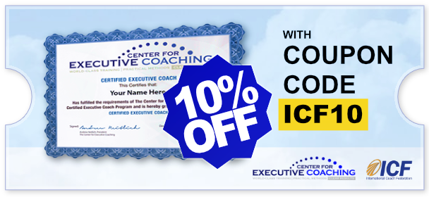 Special offer for visitors from the International Coach Federation ...